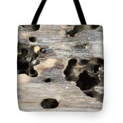 Weathered Driftwood Tote Bag