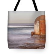 Weathered In Time Tote Bag