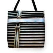 Weathered Metal Tote Bag