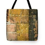 Weathered Wall Tote Bag