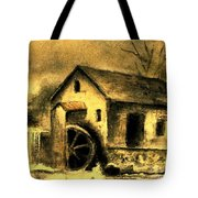 Weathering Life's Storms Tote Bag