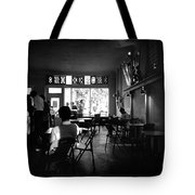 Weatherstone Coffee House  Tote Bag