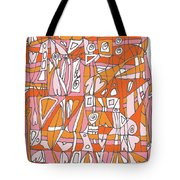 Weave What Works Tote Bag