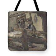 Weaver Nuenen, December 1883 - August 1884 Vincent Van Gogh 1853 - 1890 3 Tote Bag