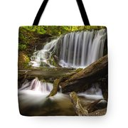 Weavers Creek Falls Tote Bag