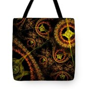 Weaveworld Tote Bag