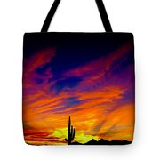 Dancing With The Seven Sisiters Tote Bag