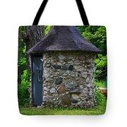 Weaving Time- Vertical Tote Bag