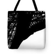 Web Of Steel Tote Bag
