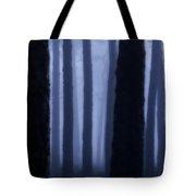 Blue Fog  Tote Bag