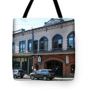 Webb Hall Jackson City Tote Bag