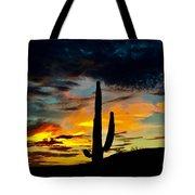 Webs Of Twilight Tote Bag