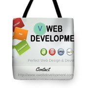 Website Development Company In Nyc Tote Bag
