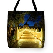 Wecome To The Hotal California Tote Bag