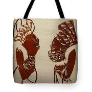 Wedded Bliss - Tile Tote Bag