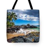 Wedding Beach Tote Bag
