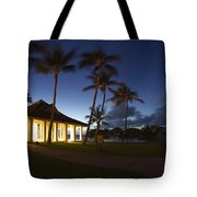 Wedding Chapel At Turtle Bar Resort Tote Bag