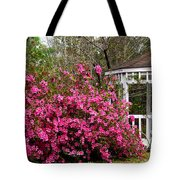Wedding Gazebo Tote Bag