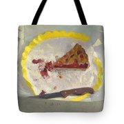 Wedge Of Cake Tote Bag