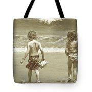 Wee Beachcombers Tote Bag