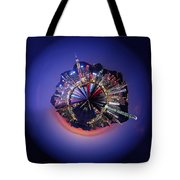 Wee Hong Kong Planet Tote Bag
