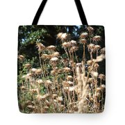Weed. Dryed Weed. Tote Bag