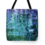 Weed Shadows Tote Bag