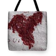 Weedheart Tote Bag