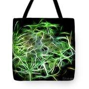 Weeding Neon Tote Bag