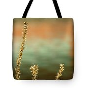Weeds Abound Tote Bag
