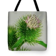 Weeds Can Be Beautiful Too Tote Bag
