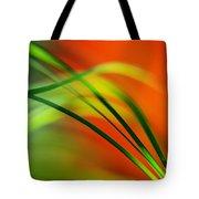 Weeds Tote Bag