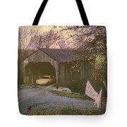 Weekend In New England Tote Bag