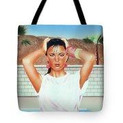 Weekend In Palm Springs Tote Bag