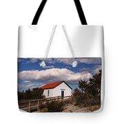 Weekender Tote-cloud Covered Light Station Tote Bag