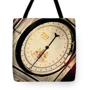 Weight For It Tote Bag by Michael Hope