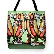 Weiner Party Tote Bag