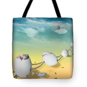 Weird Dream Tote Bag