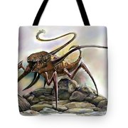 Weird One Tote Bag