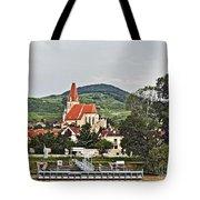 Weissenkirchen  Austria Dan096 Tote Bag