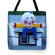 Welcome Back My Friends....... Tote Bag