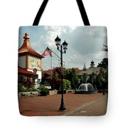 Welcome Center At Frankenmuth Tote Bag