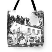 Welcome Home 6 Tote Bag