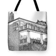 Welcome Home 9 Tote Bag
