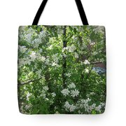 Welcome Spring 6 Tote Bag