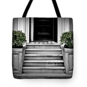 Welcome Steps Tote Bag