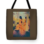 Welcome The Dusk Tote Bag