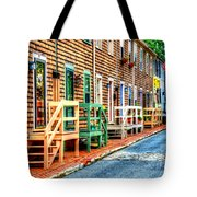 Welcome To Annapolis Tote Bag
