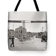 Welcome To Bethlehem Tote Bag