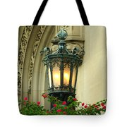 Welcome To Biltmore House Tote Bag